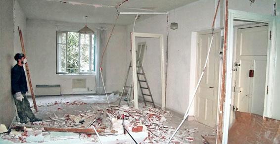 rénover un maison