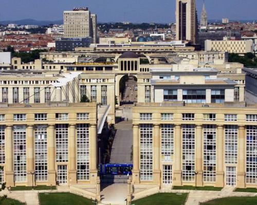 Quels quartiers choisir pour habiter Montpellier?